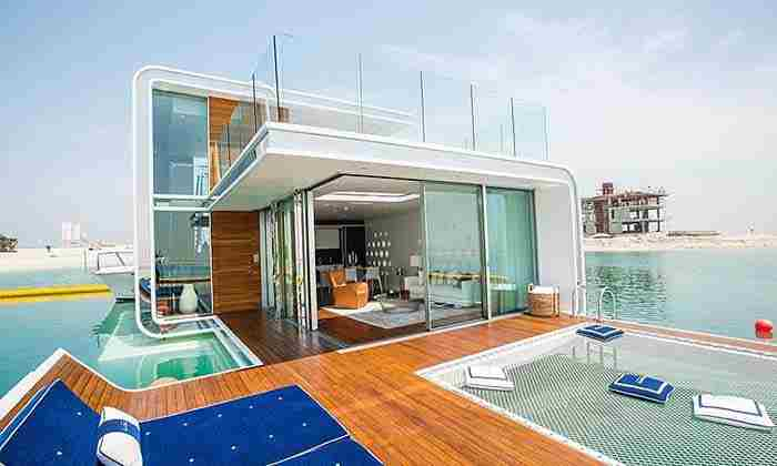 - The floating homes of dubai luxury redefined ...