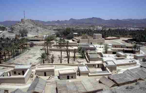 روستای میراث هتا دبی - Hatta Heritage Village
