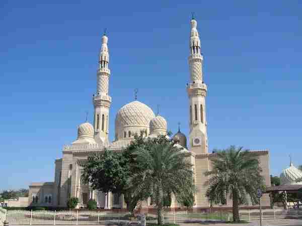 مسجد جمیرا دبی - Jumeirah Mosque