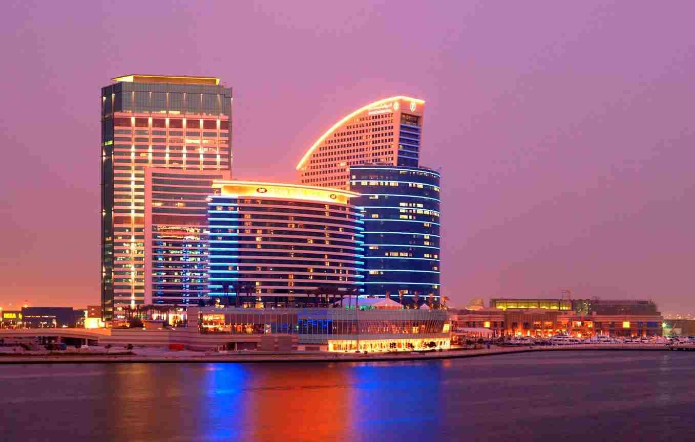 هتل کرون پلازا دبی - Crowne Plaza