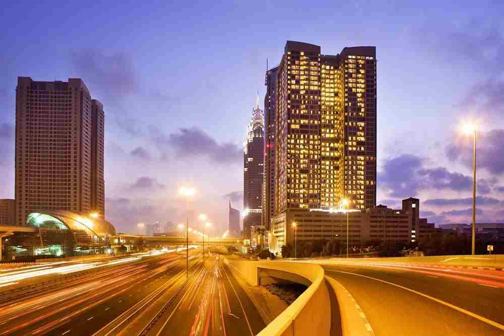 هتل گلوریا دبی