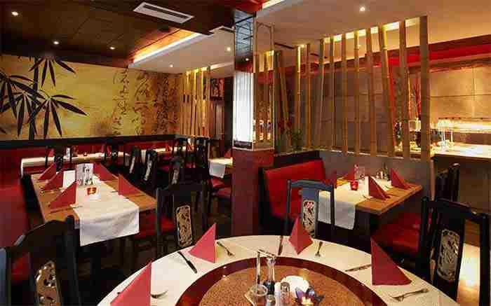 بهترین رستوران های چینی در دبی