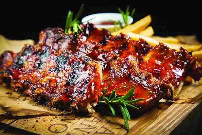 24 غذای برتر در دبی