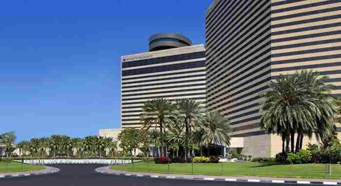 هتل حيات ريجنسی دبی - hyatt regency