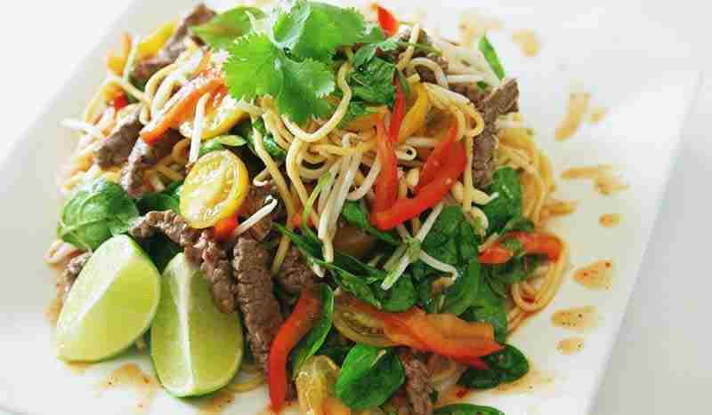 10 رستوران تایلندی ممتاز در دبی