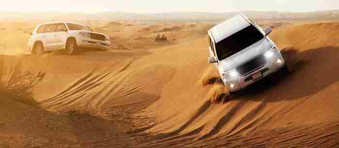 مکان های دیدنی خارج از دبی