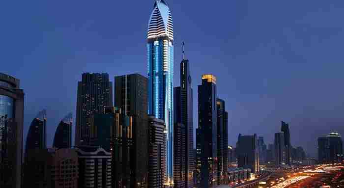 هتل رز ریحان دبی - Rose Rayhaan