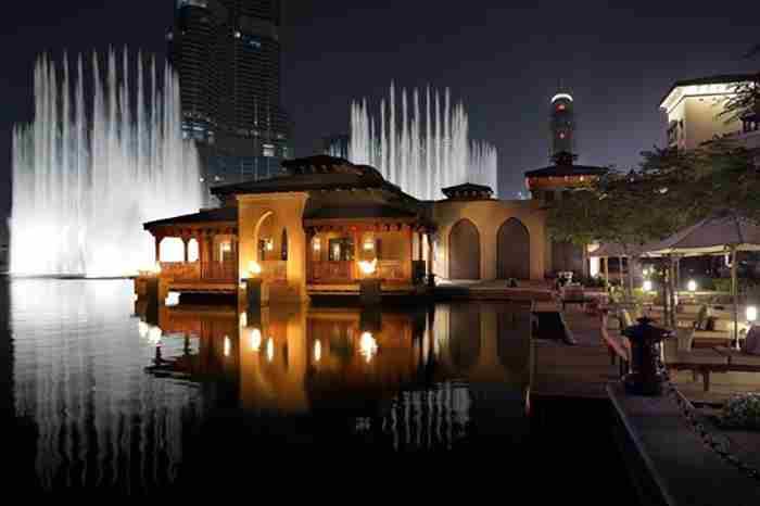 ۱۰ رستوران رویایی در دبی (بخش دوم)