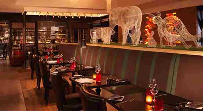 رستوران و کافی شاپ بوشمن دبی-Bushman's Restaurant