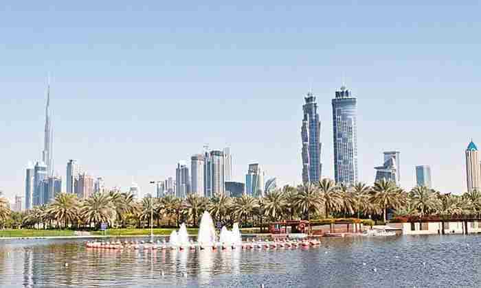پارک صفا دبی - Safa Park