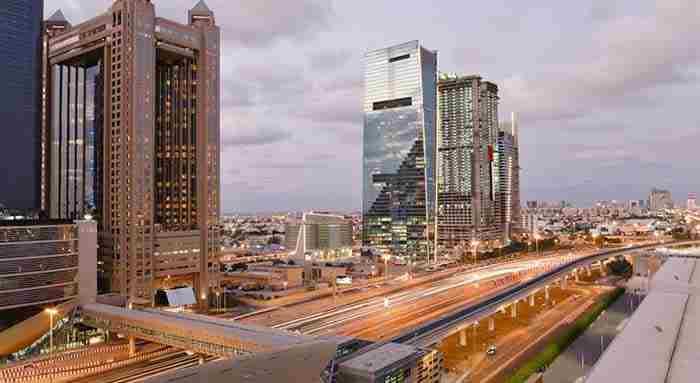 هتل فرمونت دبی - Fairmont hotel