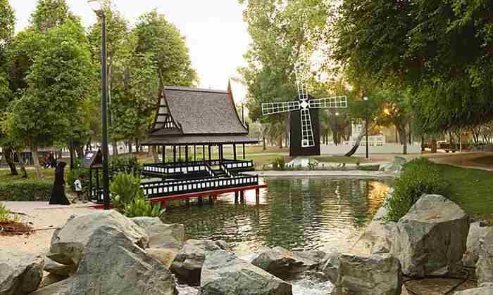 پارک مشرف دبی - Mushrif Park