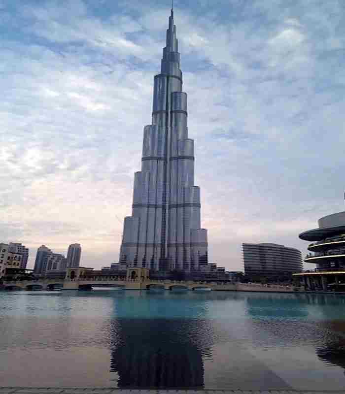 حقایق جالب برج خلیفه دبی - Burj Khalifa