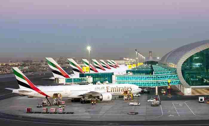 فرودگاه بین المللی دبی ( بخش سوم)