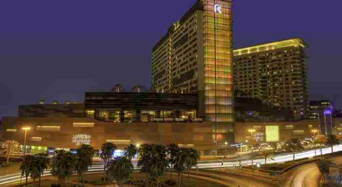 هتل الغریر ریحان روتانا دبی - Al ghurair rayhaan rotana
