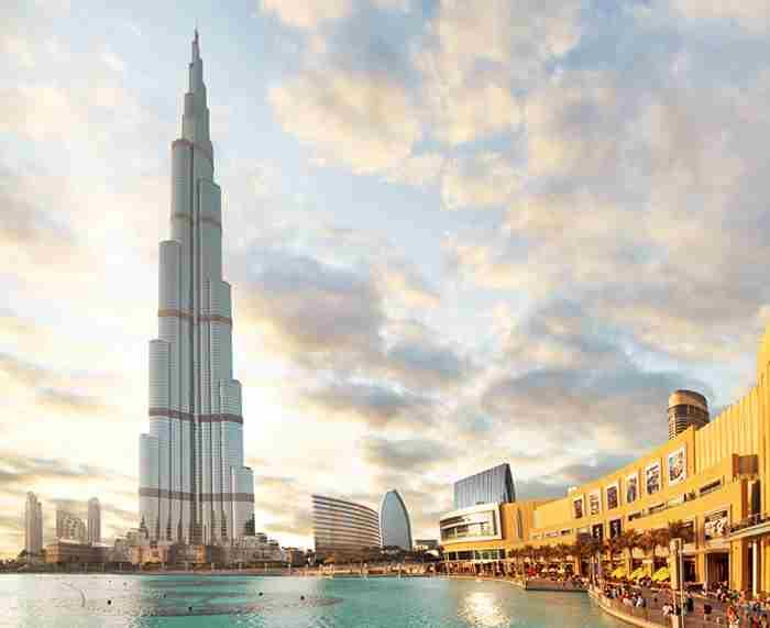 برج خلیفه دبی - Burj Khalifa