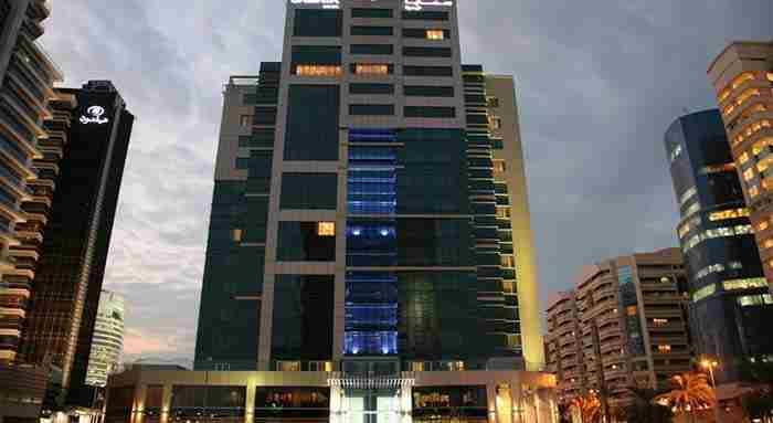 هتل سامایا دبی- samaya dubai