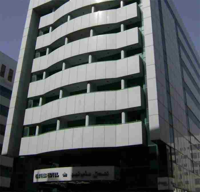 هتل میفر دبی - mayfair hotel