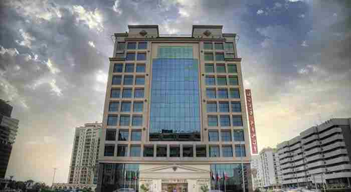 هتل مسکو دبی- Moscow hotel