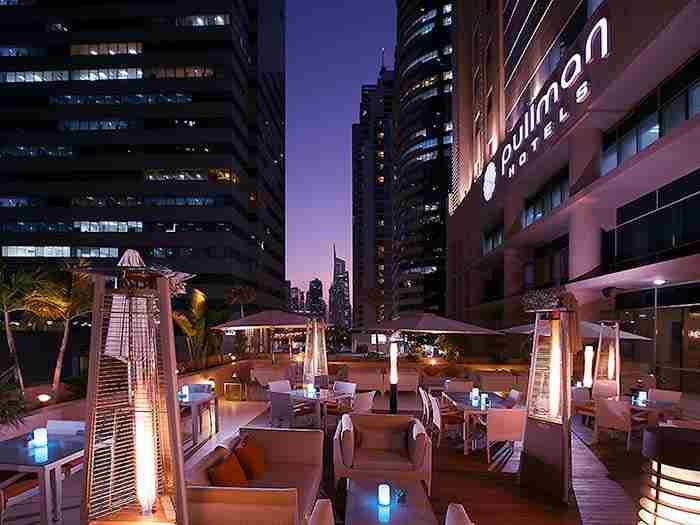 هتل پولمن جمیرا لیک تاورز دبی