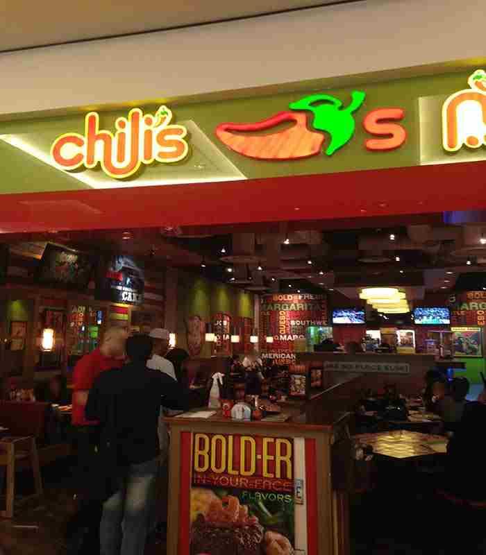 رستوران چیلیز دبی - Chili's