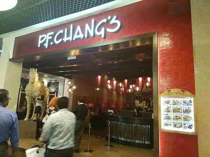 رستوران پی اف چنگ دبی - P.F. Chang