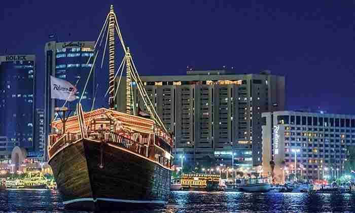 رستوران های ساحلی دبی (بخش اول)