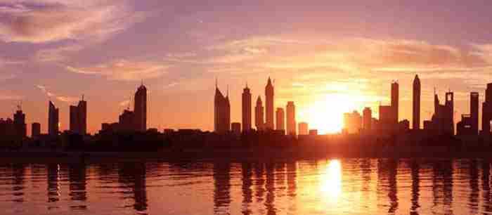 dubai summer - دبی یکی از شهرهای امیر نشین امارات متحده عربی