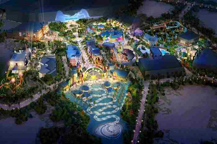 بزرگترین پارک موضوعی سرپوشیده جهان در دبی افتتاح می شود