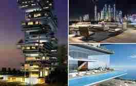 گرانقیمت ترین آپارتمان دبی