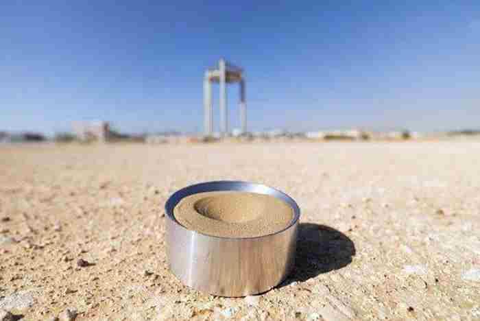 تولید برق با کمک شن و ماسه در دبی