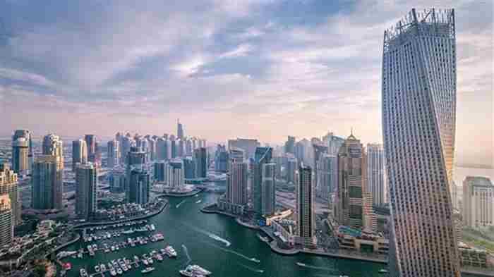 ساخت محله ۲۰ میلیارد دلاری در دبی
