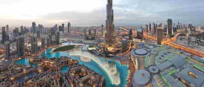 درآمد 9.8 میلیارد دلاری گردشگری امارات تا 2020