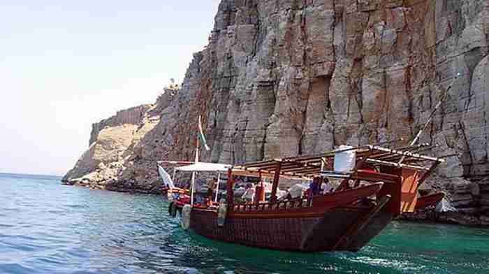 تور سافاری دریایی دبی