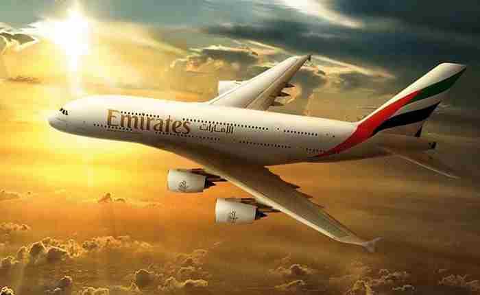 هواپیمایی امارات ، برند موفق هواپیمایی