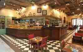 کافه رستوران پال دبی - PAUL Bakery & Restaurant
