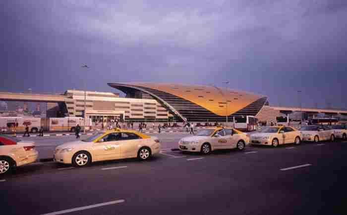 تاکسی های دبی