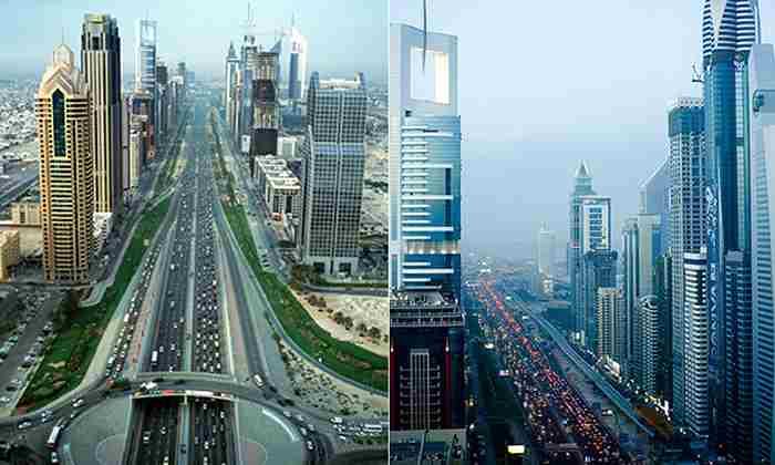 بزرگراه شیخ زاید