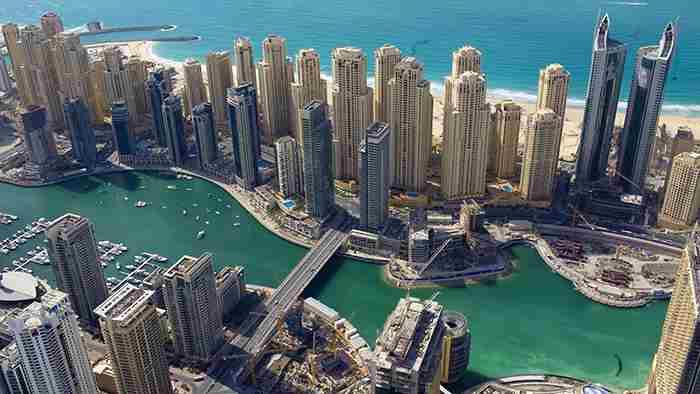 www.dustaan.com سقوط سرمایه گذاری ایرانی ها در دبی