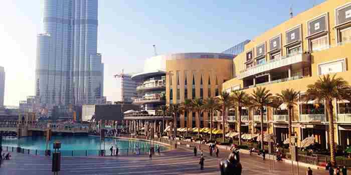 معروف ترین مراکز خرید دبی کدامند؟