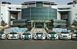 خودروهای پلیس دبی به اپلیکیشن پیشبینی جرم مجهز شدند