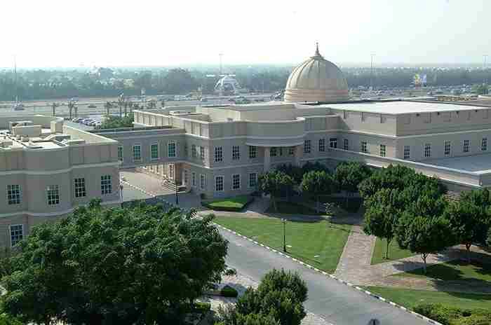 دانشگاه آمریکایی دبی