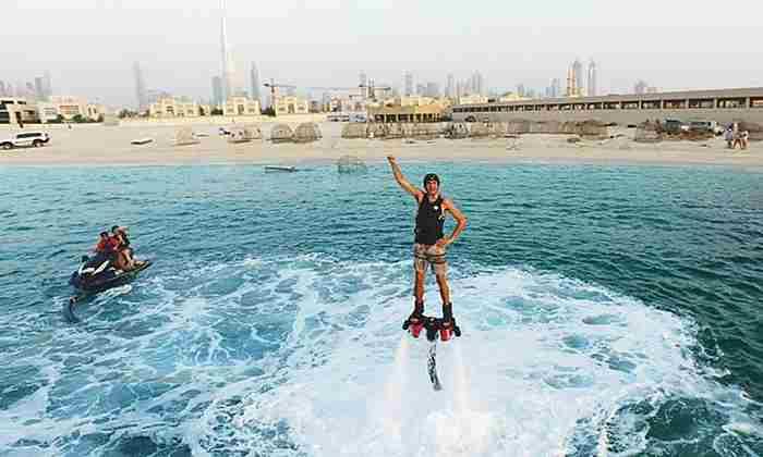 فلای برد در دبی