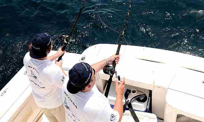 ماهیگیری در دبی
