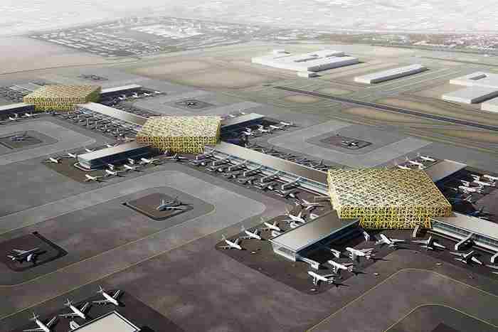 فرودگاه دبی در یک ماه 8 میلیون مسافر جابه جا کرد