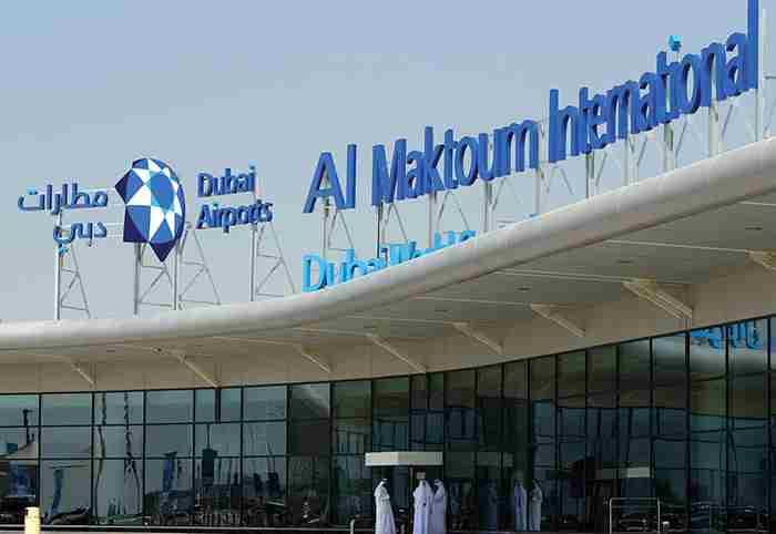 خرج بزرگترین فرودگاه جهان در دبی؟