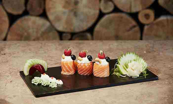رستوران موری سوشی دبی - Mori Sushi