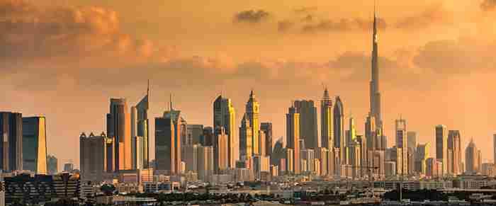 برنامه دبی برای تبدیل شدن به مركز بیزینس جهان