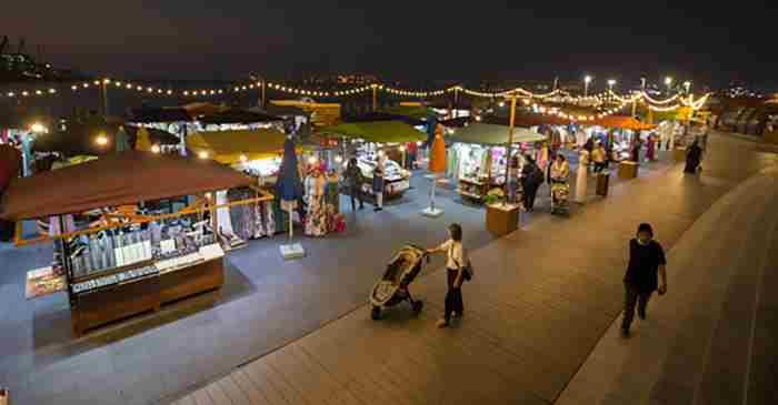 بازار صنايع دستی دبی