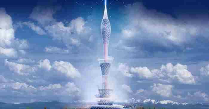 نخستین آسمان خراش پرینت شده سه بعدی، در دبی ساخته می شود